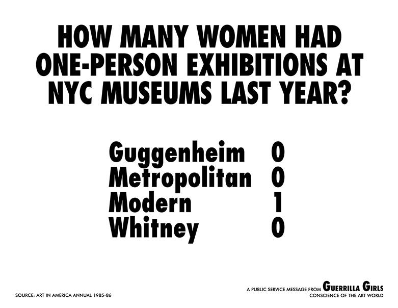 guerilla-girls-1985-museums