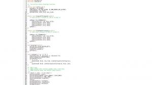65 lines of C++ code