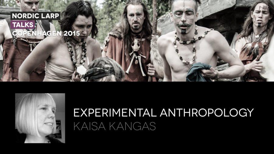 Kaisa Kangas Experimental Anthropology