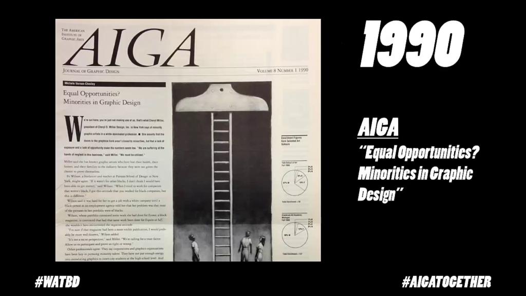 Equal Opportunities Minorities In Graphic Design