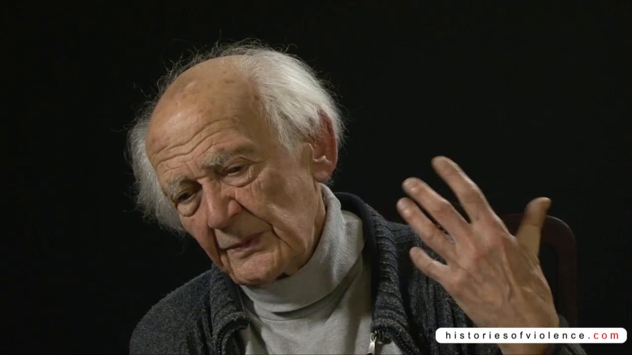 Disposable Life: Zygmunt Bauman - Zygmunt Bauman   Open Transcripts