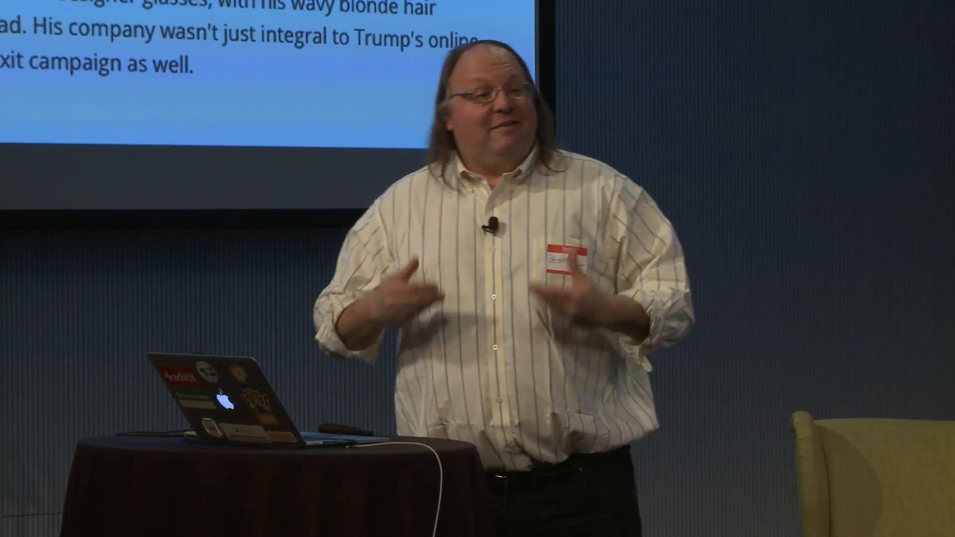 Using Data to Create Social Change - Ethan Zuckerman